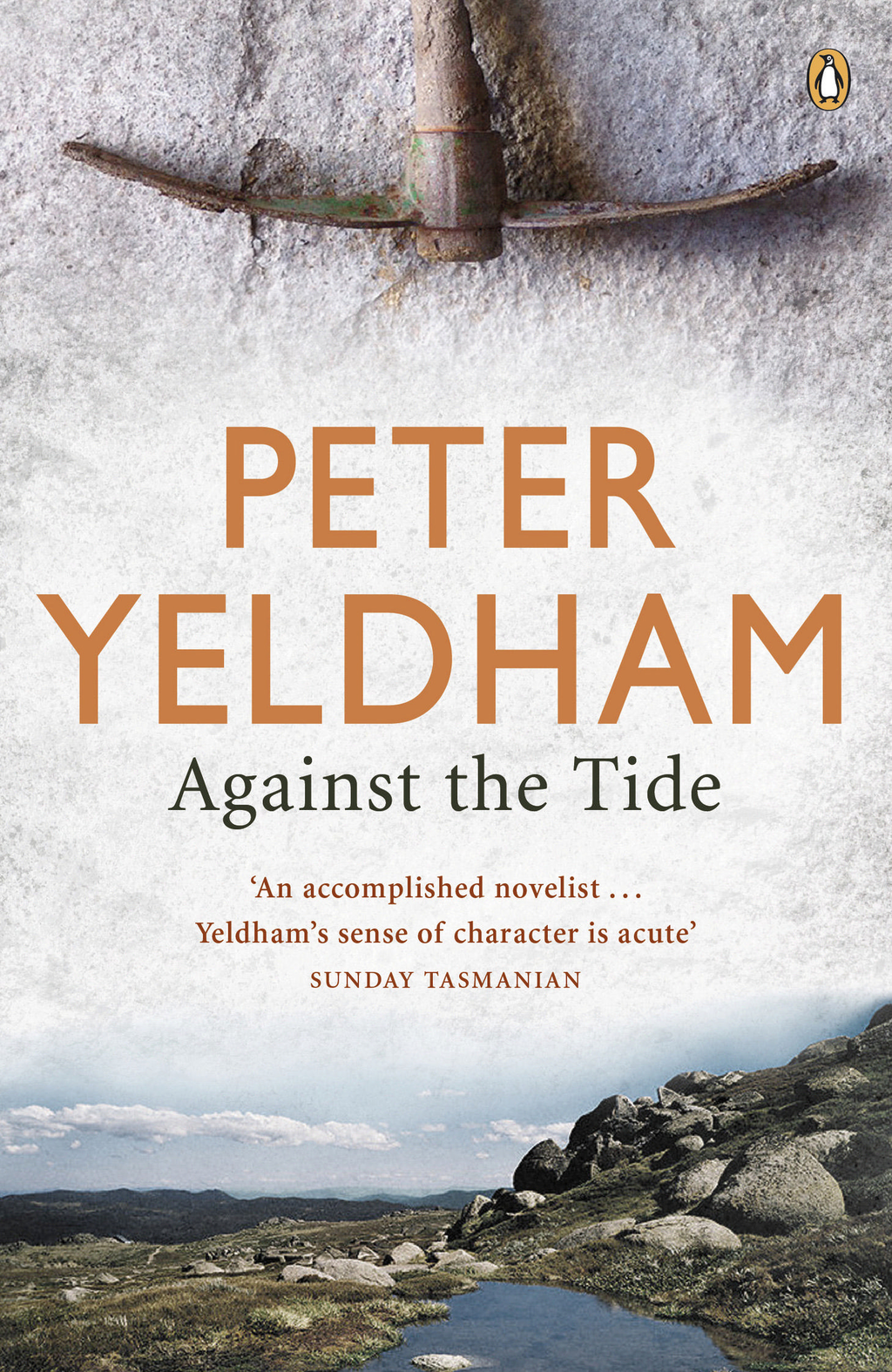 Against the Tide By: Peter Yeldham
