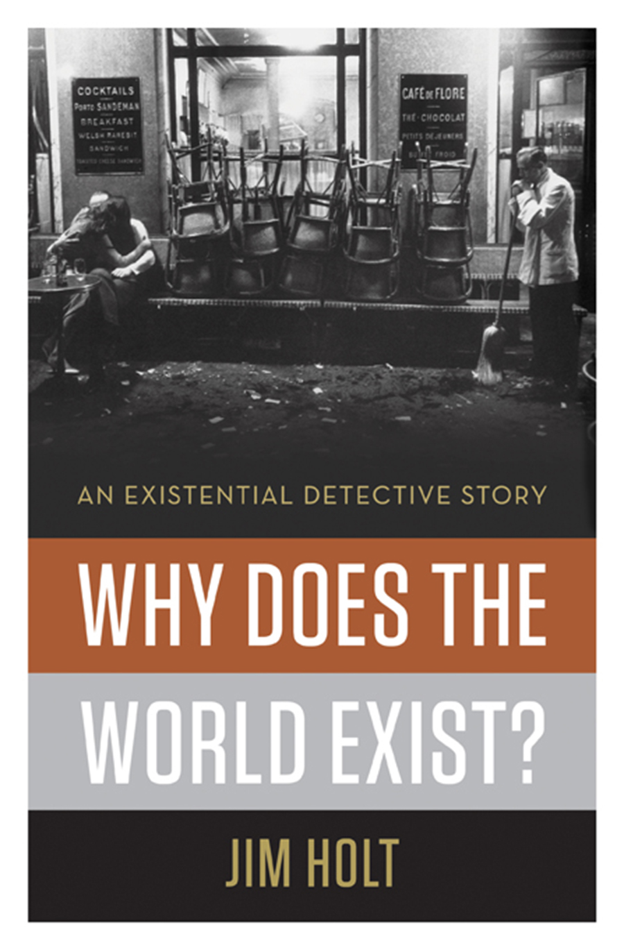 Why Does the World Exist?: An Existential Detective Story By: Jim Holt