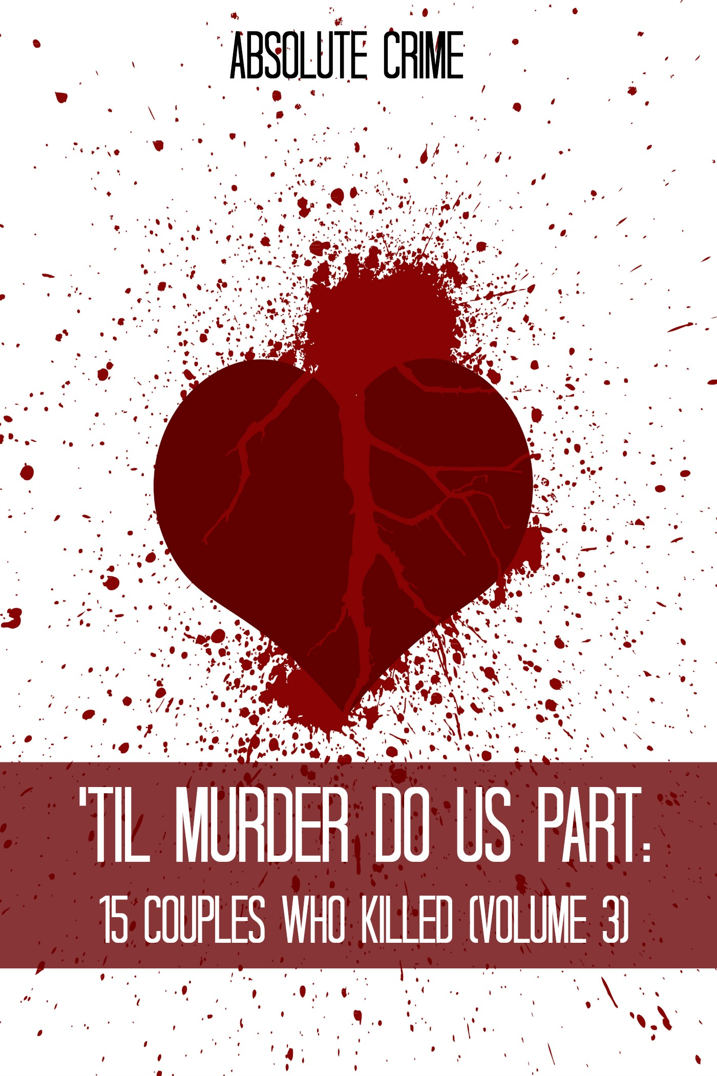 'Til Murder Do Us Part