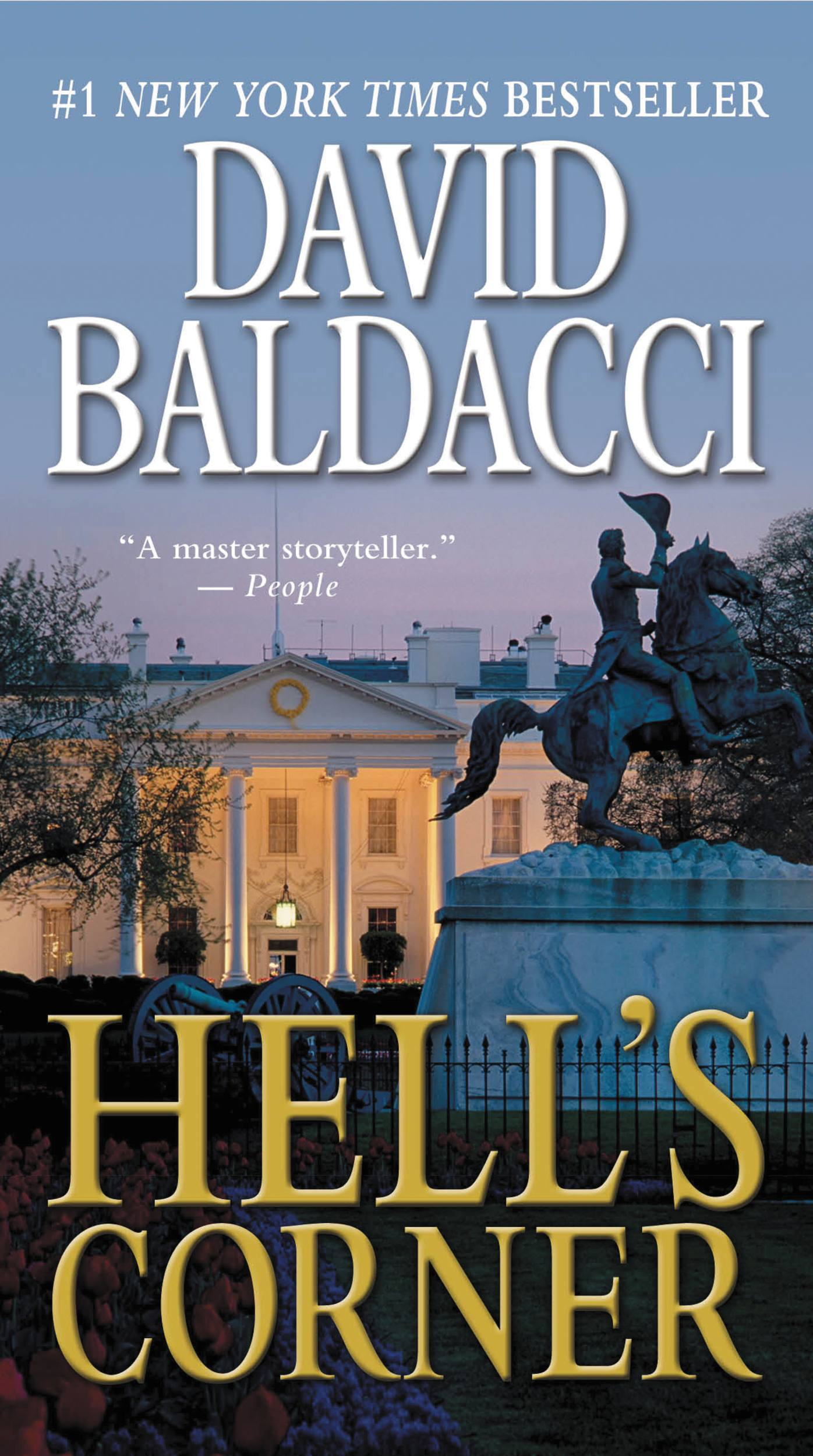 Hell's Corner By: David Baldacci