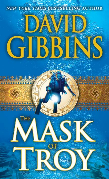 Cover Image: The Mask of Troy