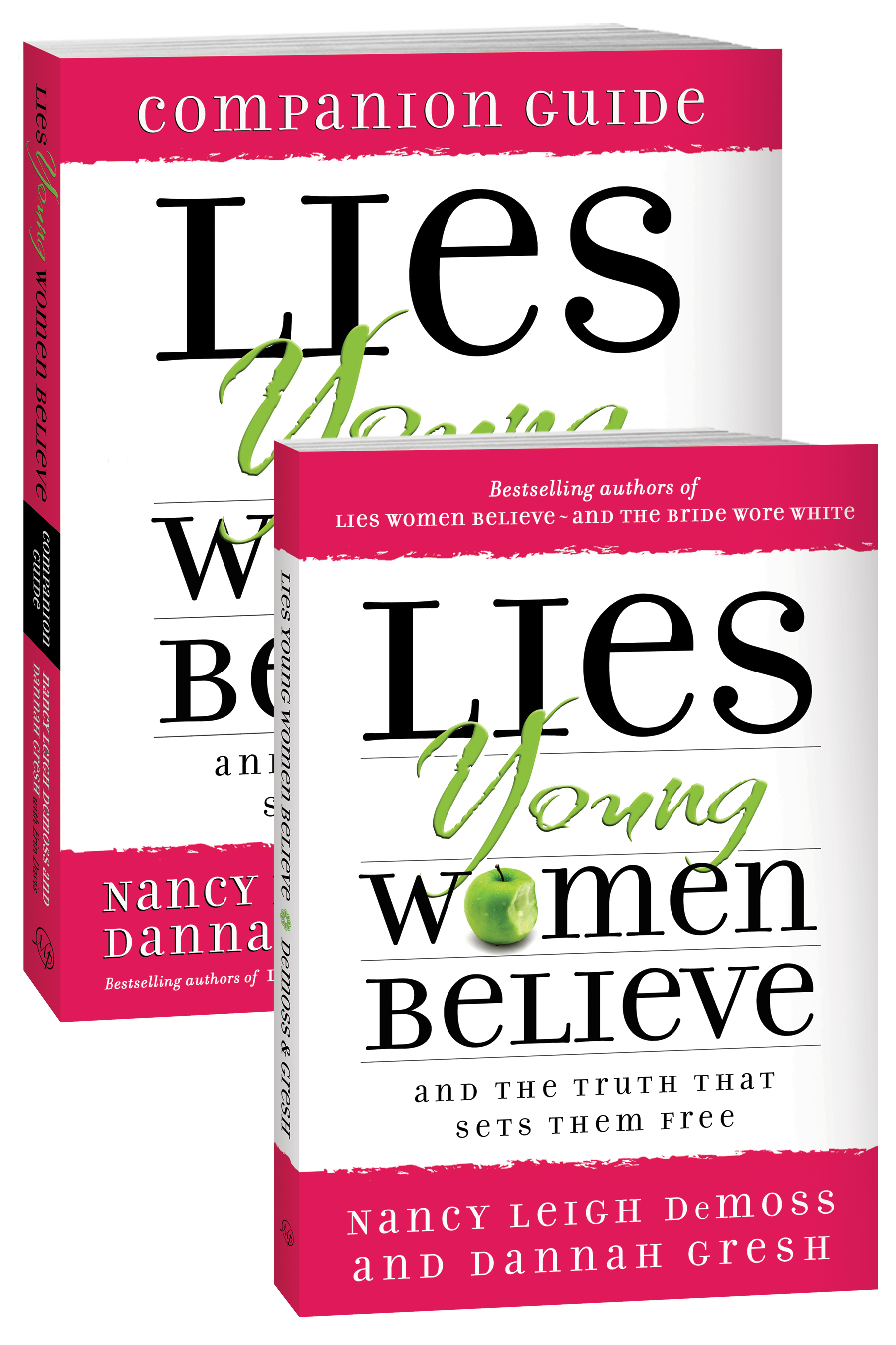 Lies Young Women Believe/Lies Young Women Believe Companion Guide Set By: Dannah K. Gresh,Erin Davis,Nancy Leigh Leigh DeMoss
