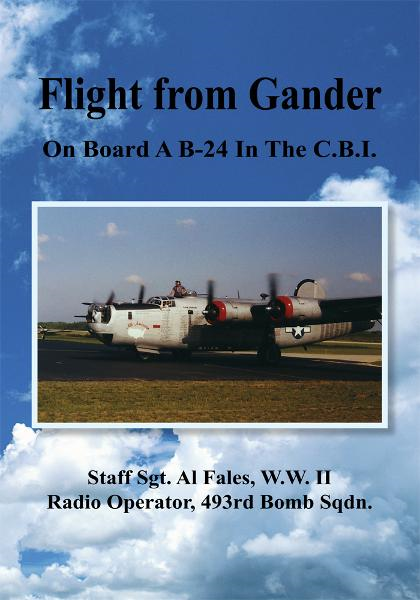 Flight from Gander By: Albert Fales