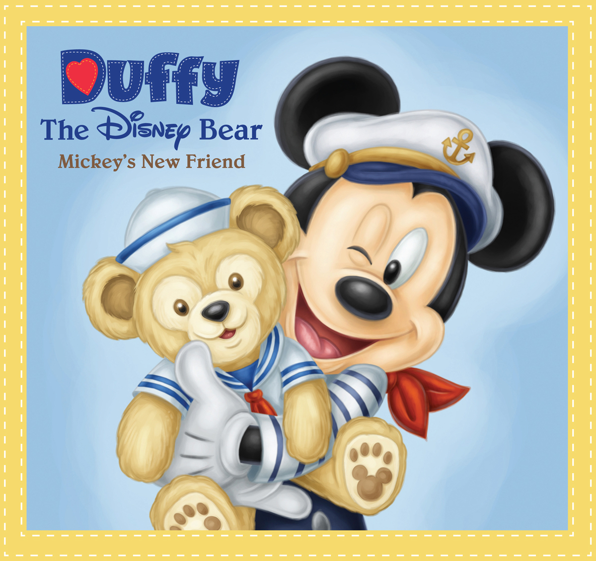 Duffy The Disney Bear: Mickey's New Friend: Mickey's New Friend