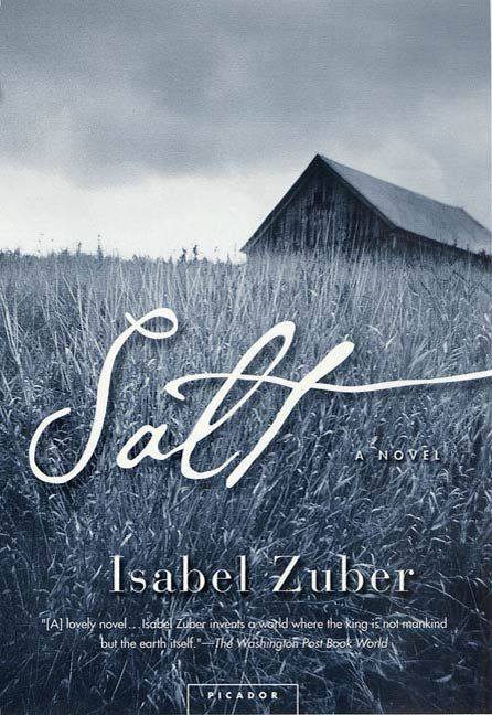 Salt By: Isabel Zuber