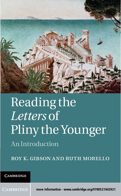 Reading the Letters of Pliny the Younger