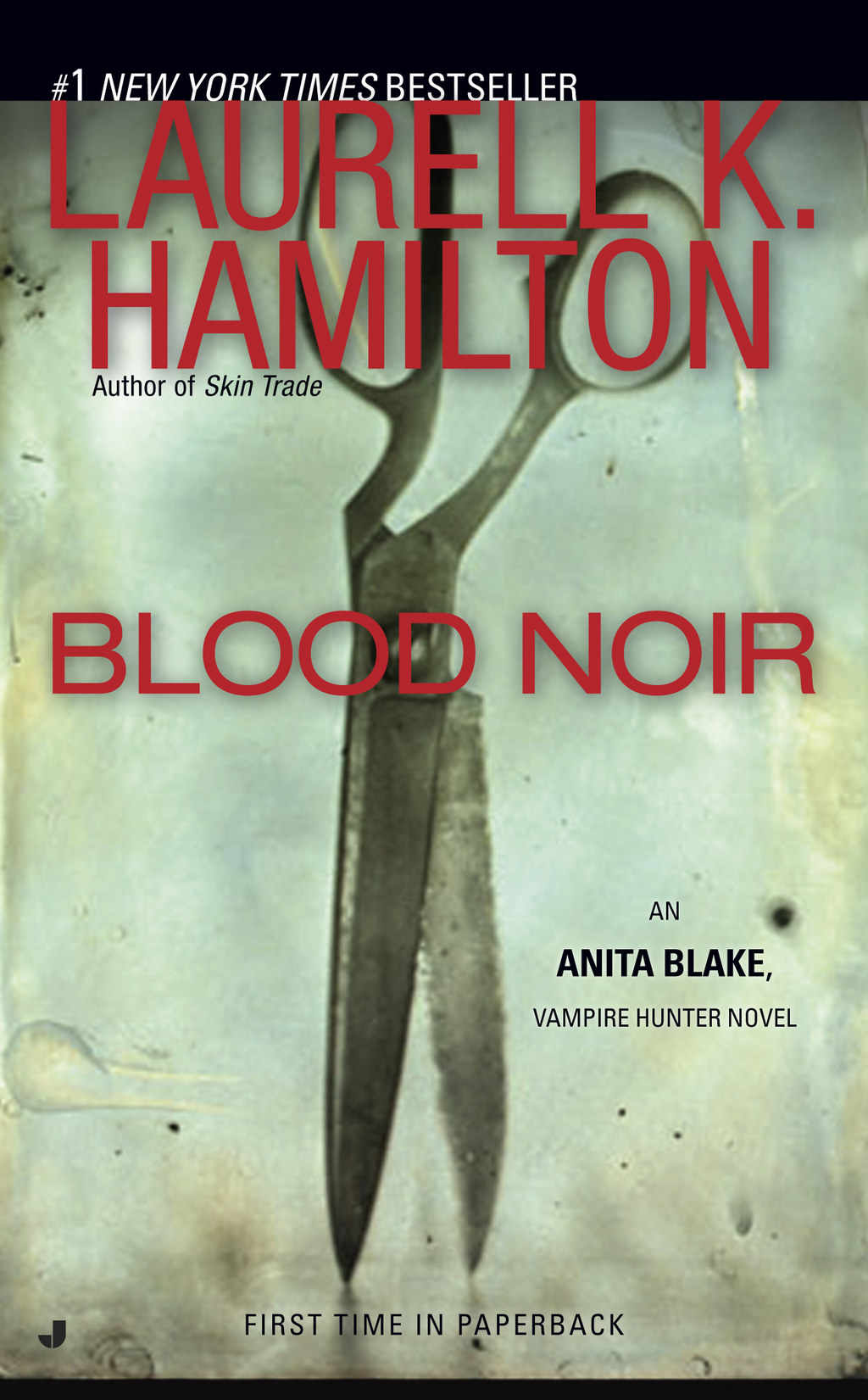 Blood Noir By: Laurell K. Hamilton