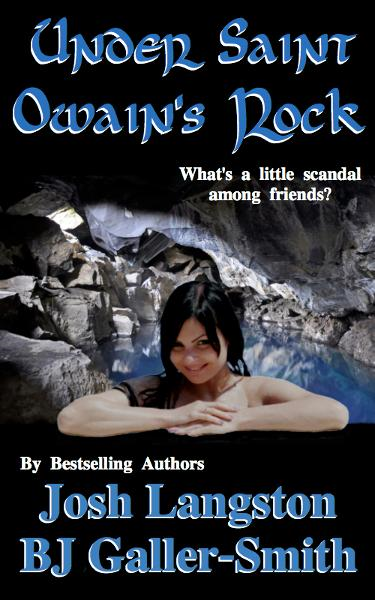 Under Saint Owain's Rock By: Josh Langston