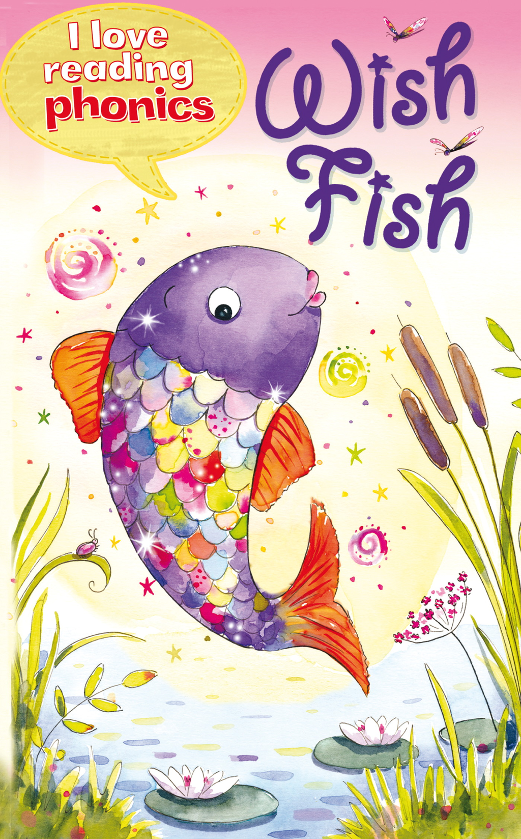 Wish Fish (I Love Reading Phonics Level 2)