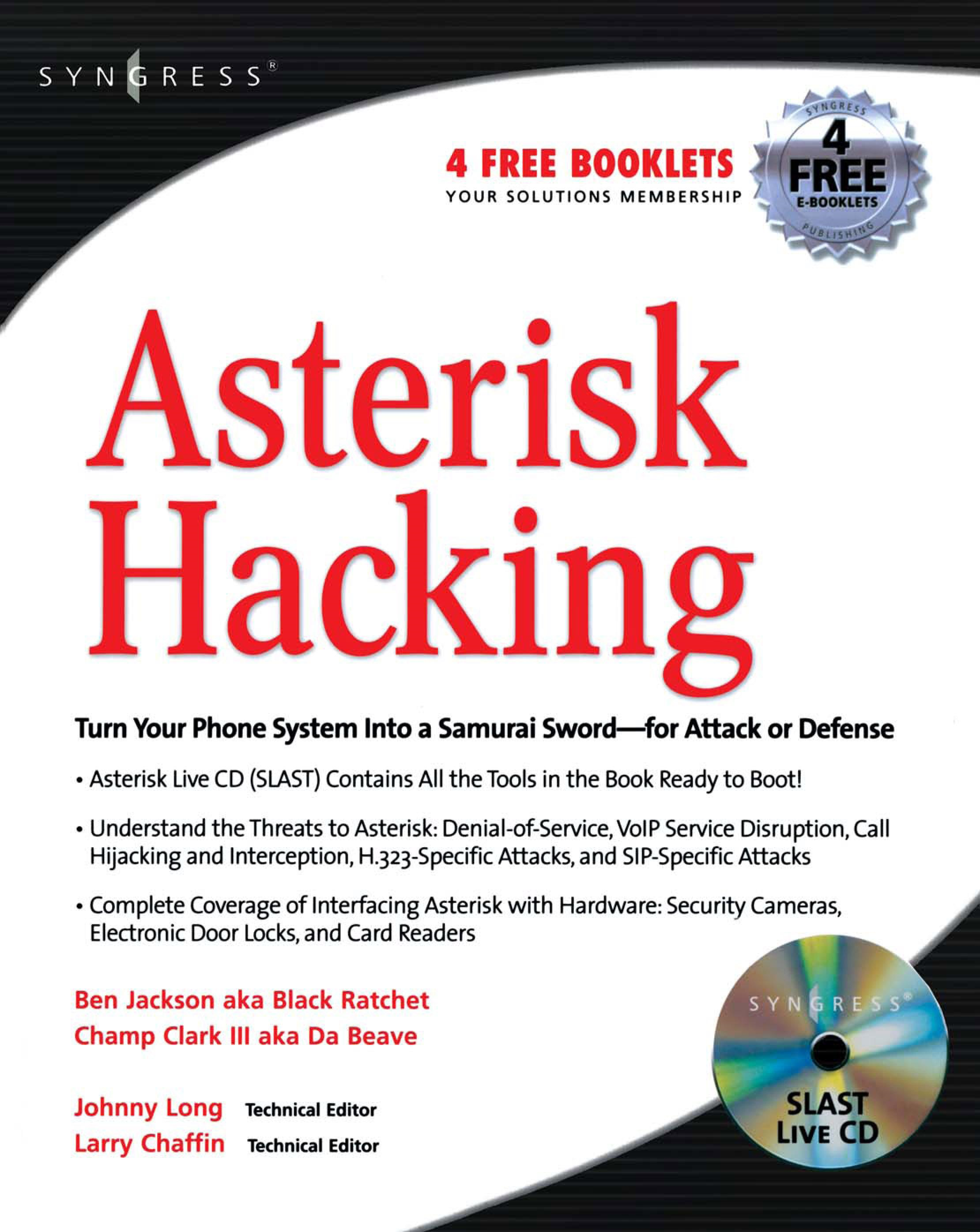 Asterisk Hacking By: Brashars, Joshua
