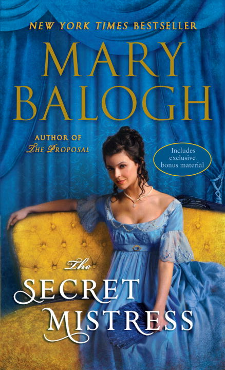 The Secret Mistress By: Mary Balogh