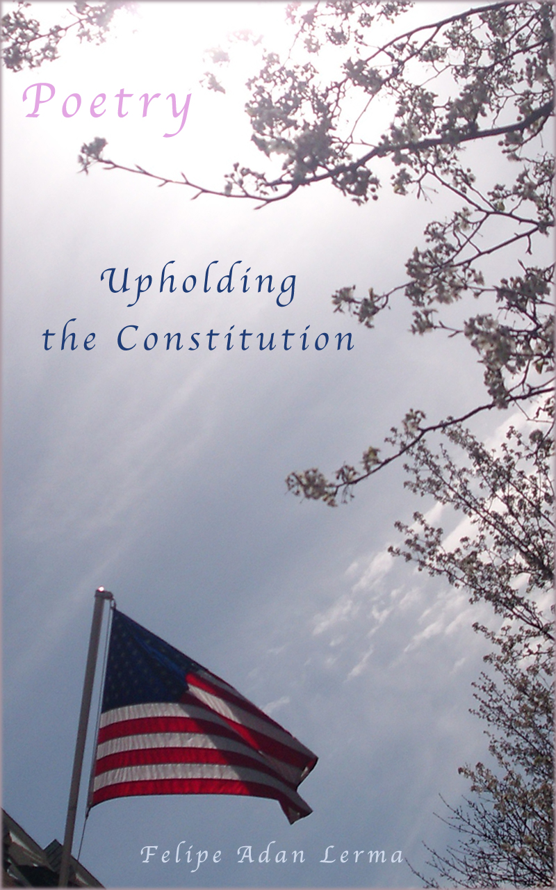 Upholding the Constitution, Poetry for Legal Military and Law Enforcement
