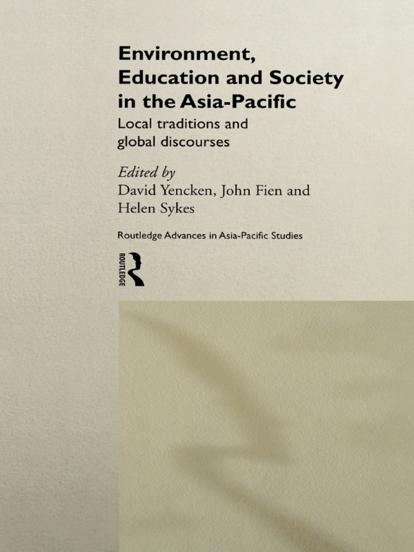 Environment, Education and Society in the Asia-Pacific