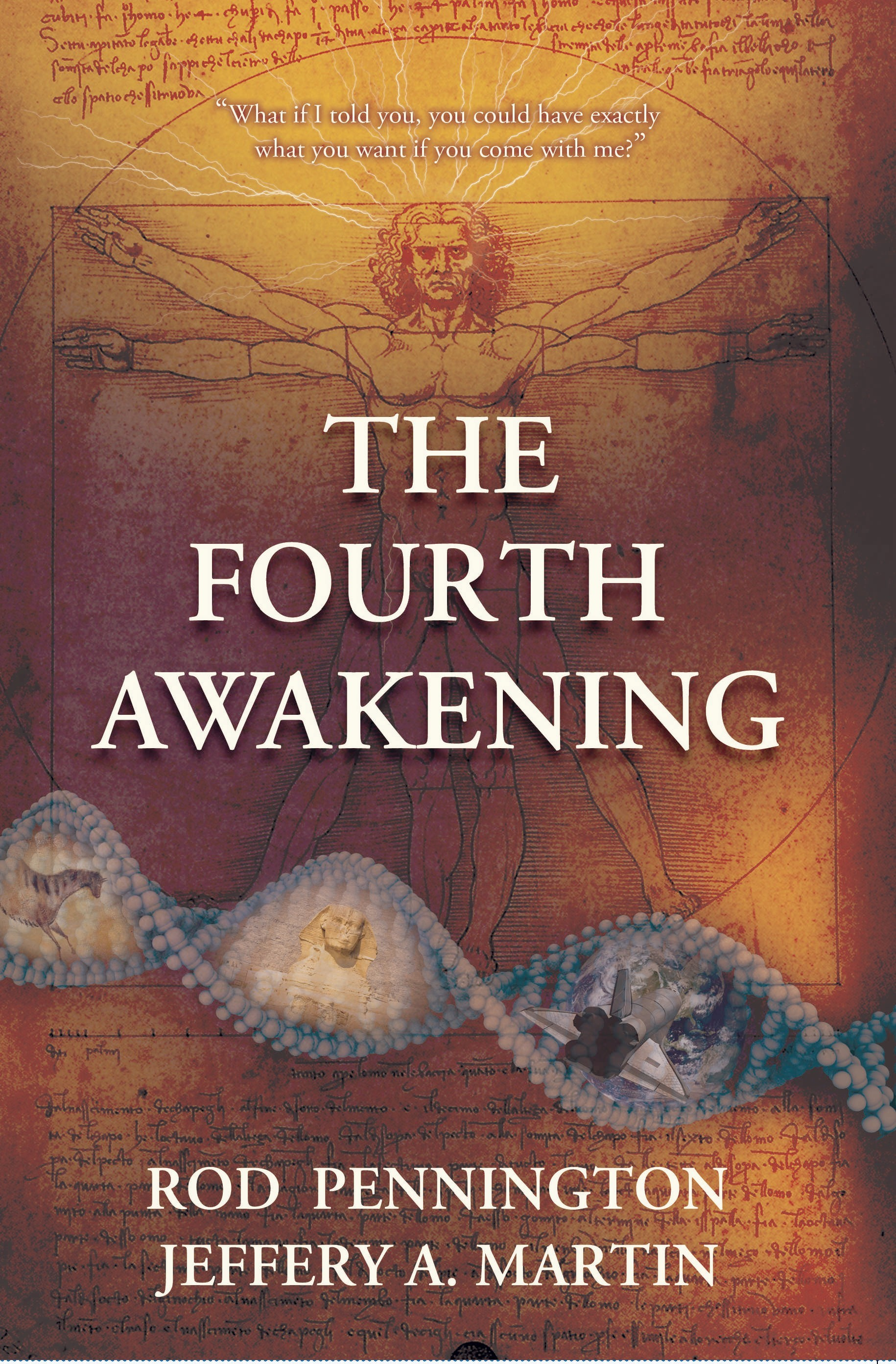The Fourth Awakening By: Jeffery A.,Pennington,Rod Martin