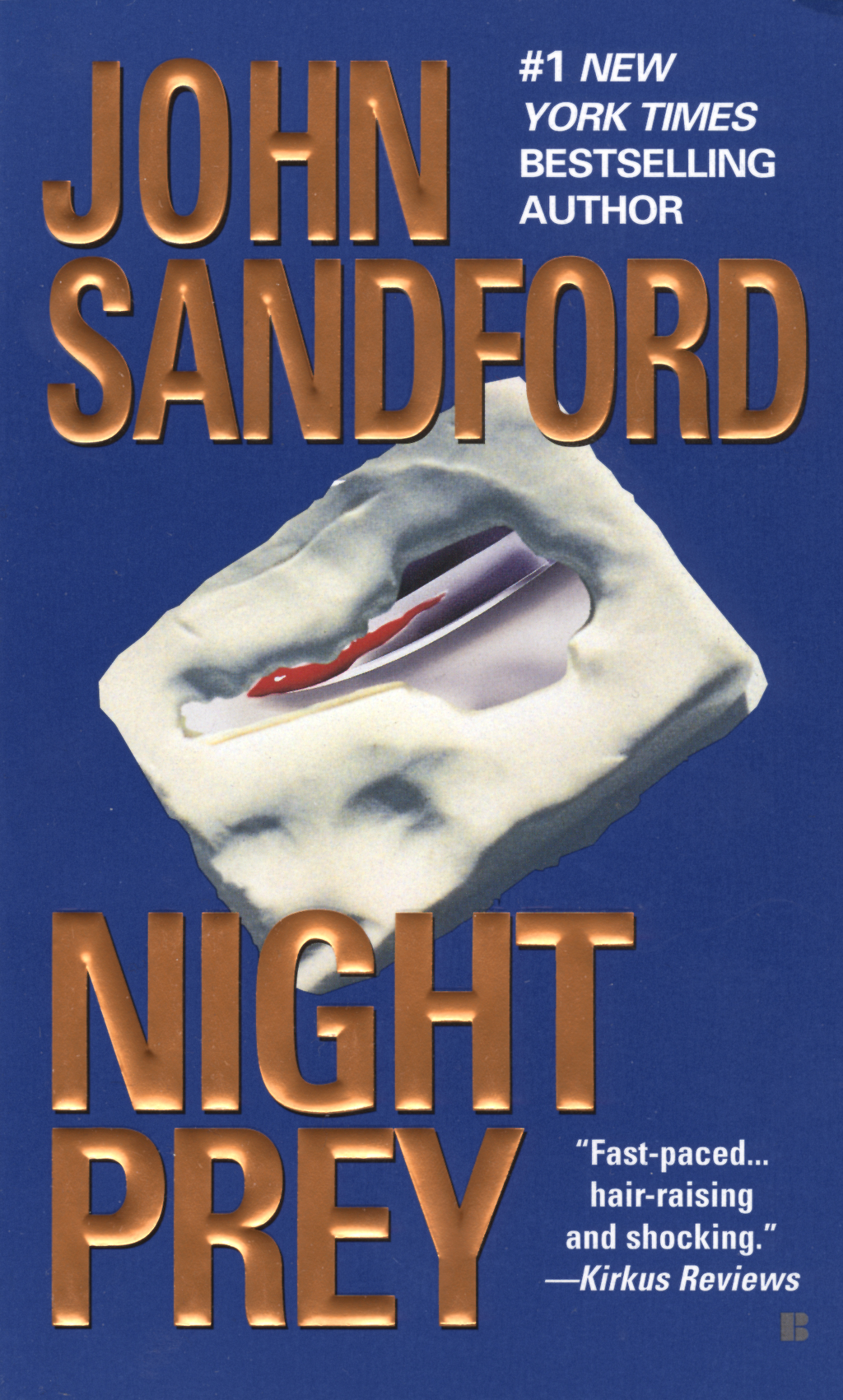 Night Prey By: John Sandford