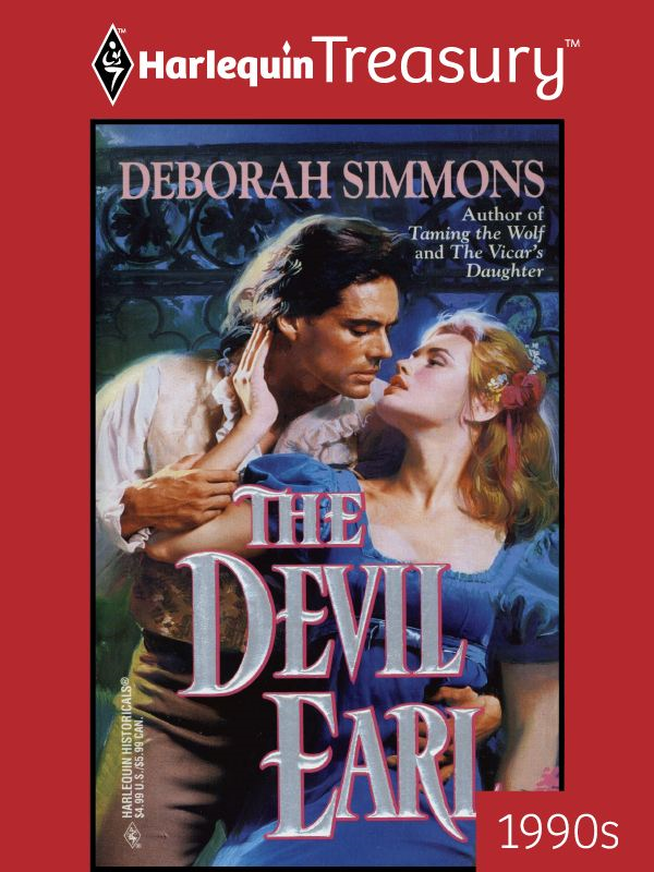 The Devil Earl By: Deborah Simmons
