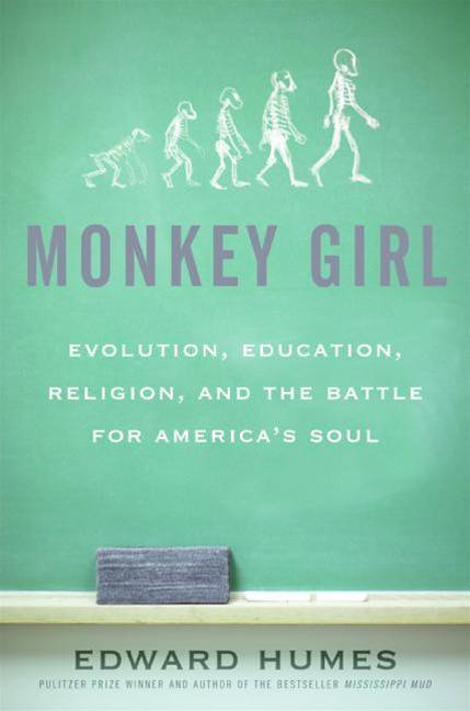 Monkey Girl By: Edward Humes