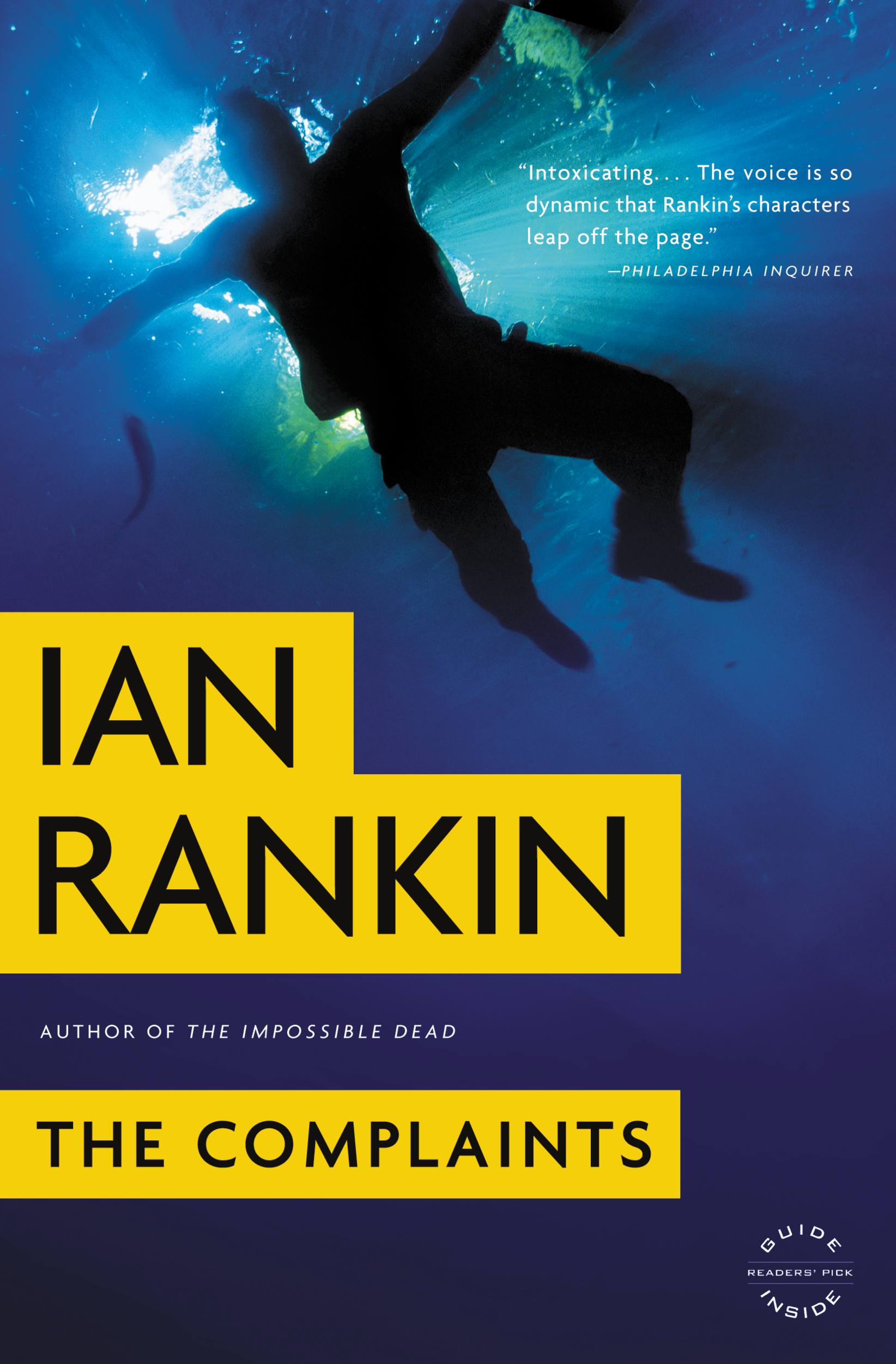The Complaints By: Ian Rankin