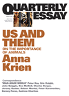 Quarterly Essay 45 Us And Them: