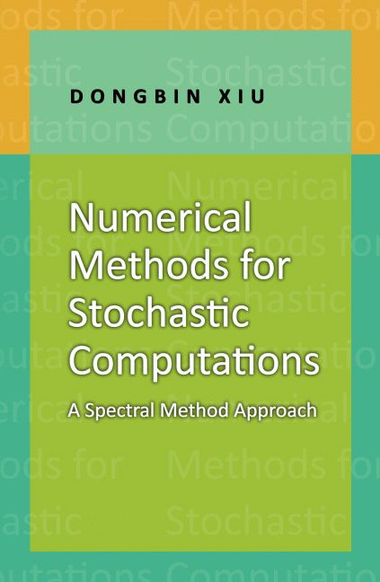 Numerical Methods for Stochastic Computations A Spectral Method Approach