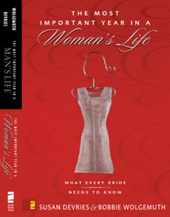 Most Important Year in a Woman's Life/The Most Important Year in a Man's Life, The By: Bobbie   Wolgemuth,Mark   DeVries,Robert   Wolgemuth,Susan   DeVries