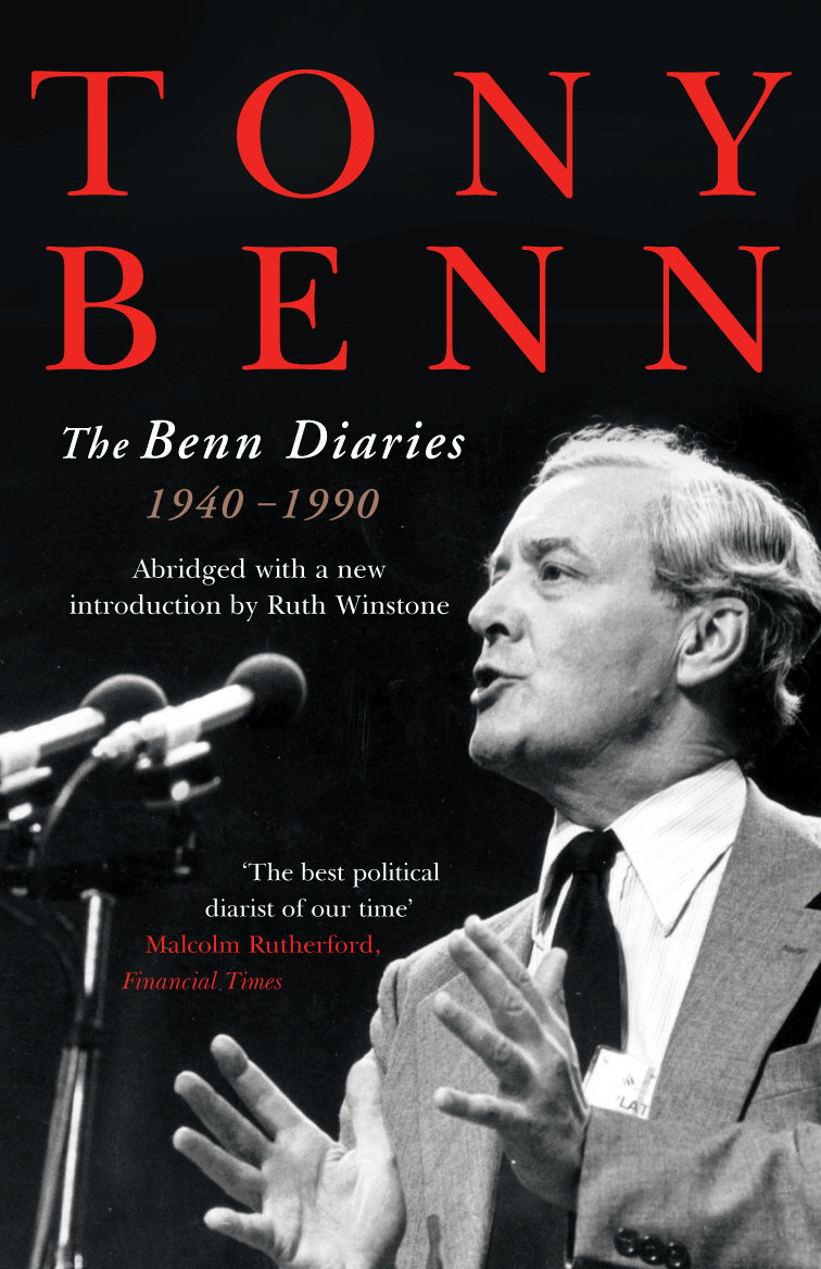 The Benn Diaries 1940-1990