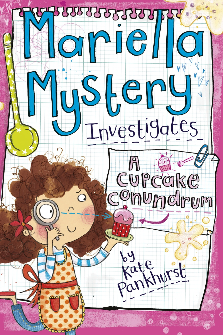 A Cupcake Conundrum Mariella Mystery 2