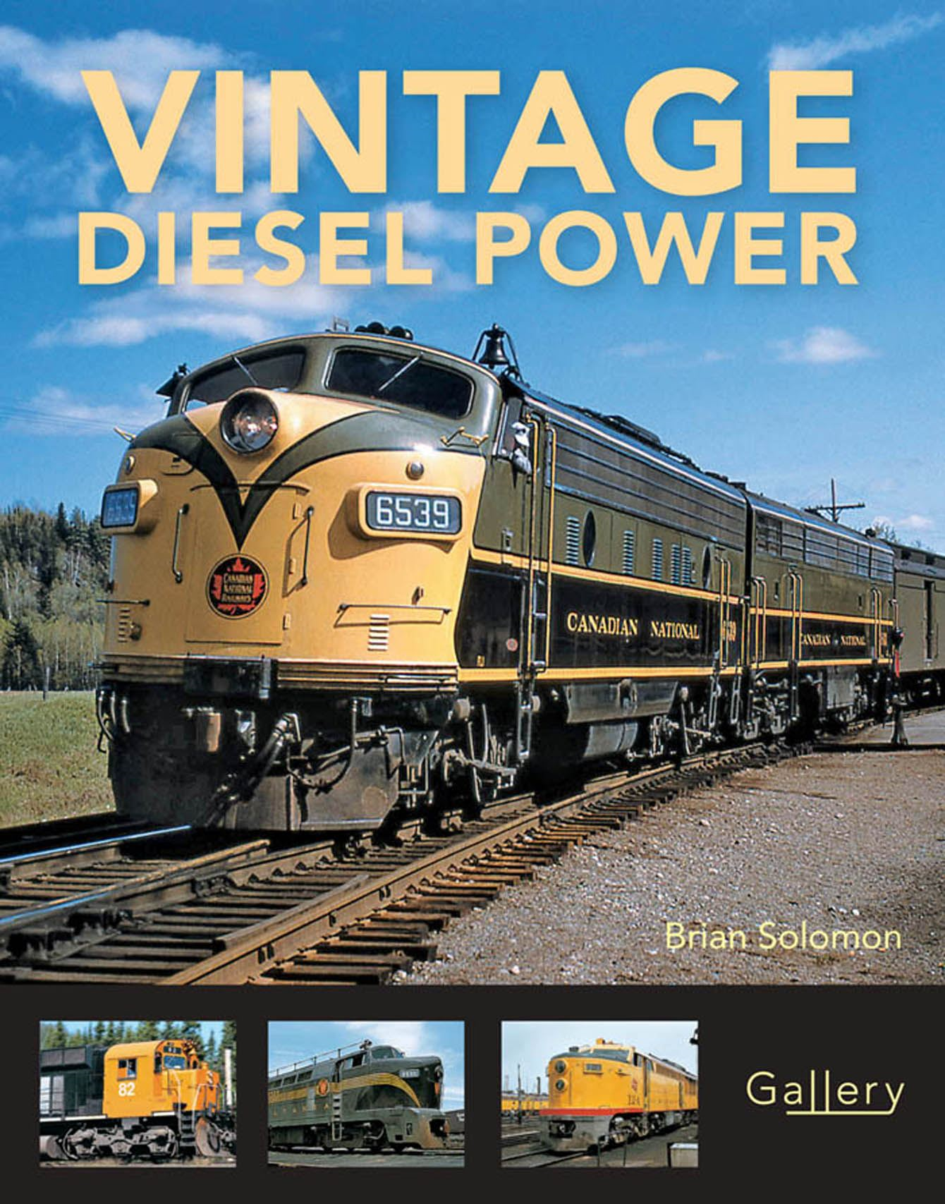 Vintage Diesel Power By: Brian Solomon