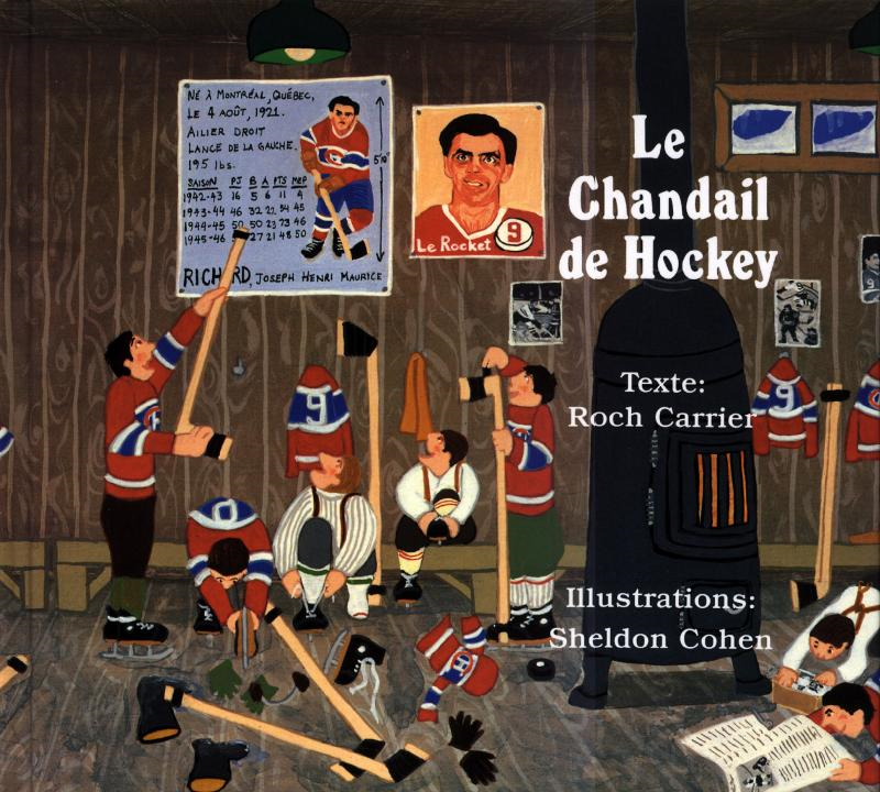 Le Chandail de Hockey