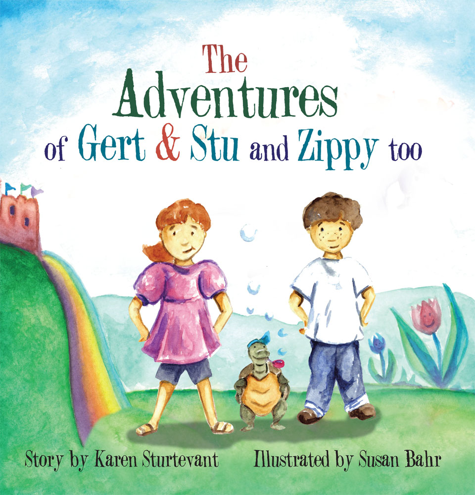 The Adventures of Gert & Stu and Zippy too
