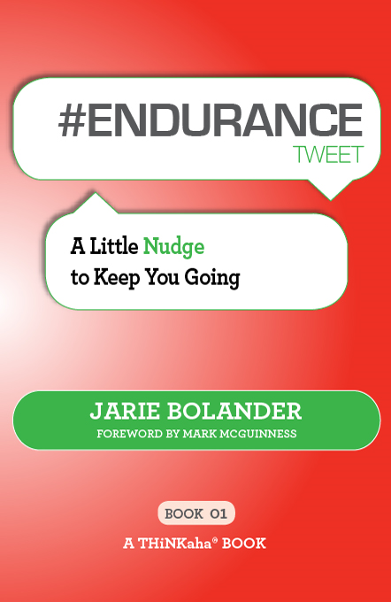 #ENDURANCE tweet Book01