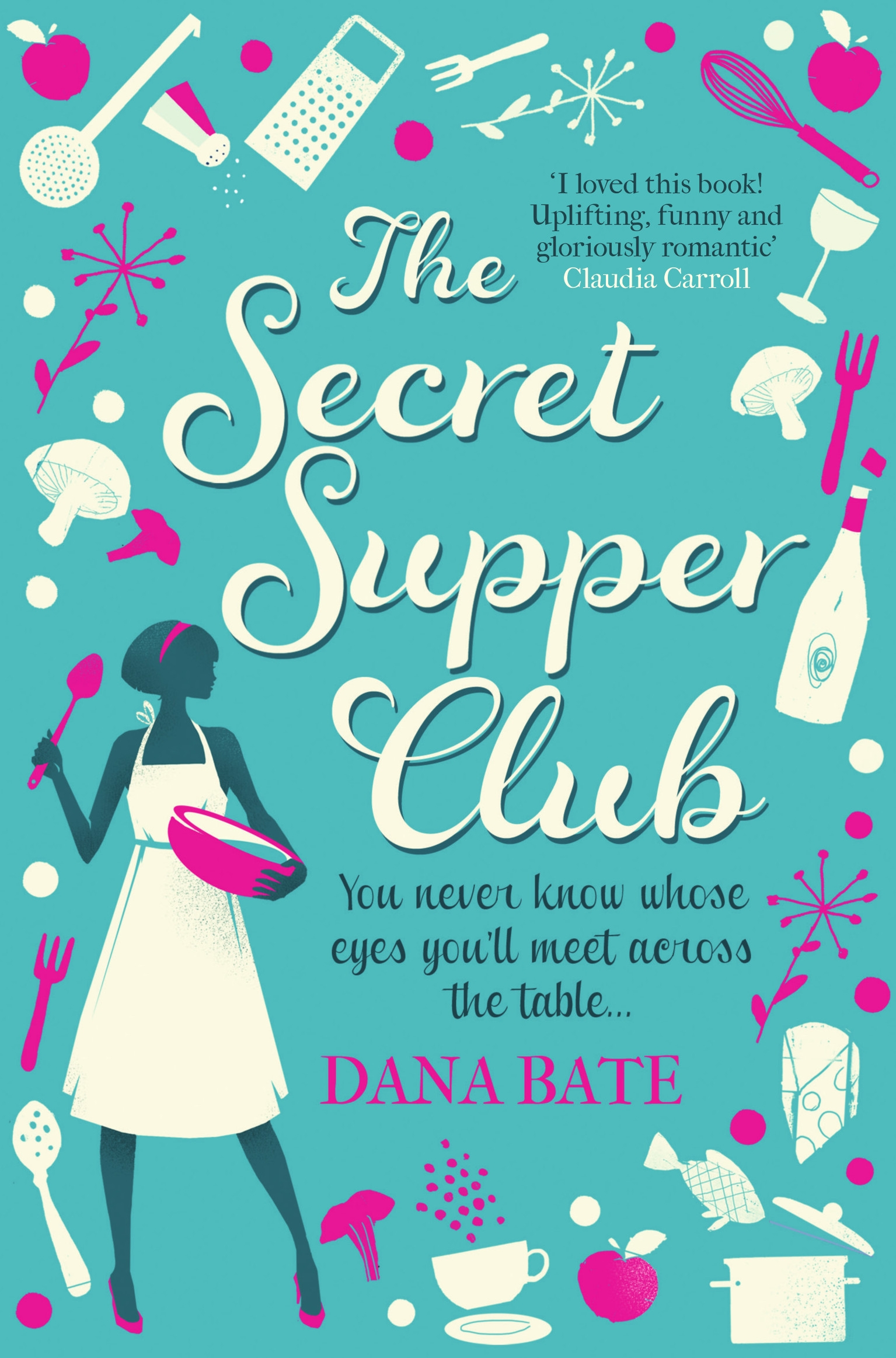 The Secret Supper Club Cover Image