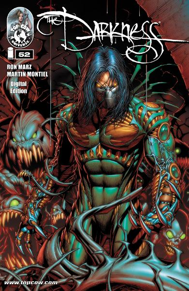 download darkness #52 (volume 2 #12) book
