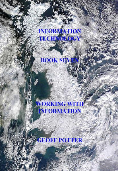 Working With Information By: Potter, Geoff