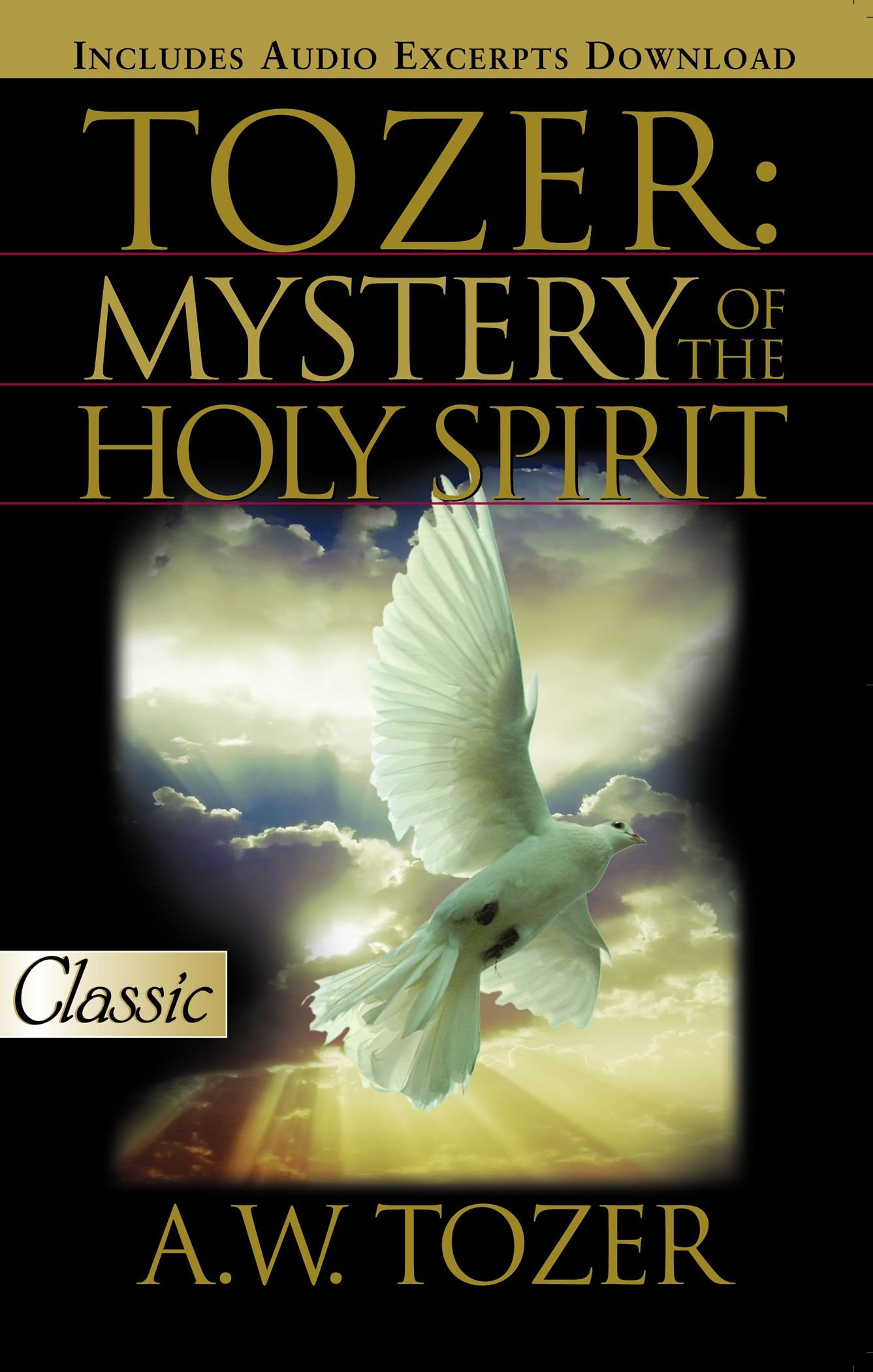 Tozer:Mystery of the Holy Spirit