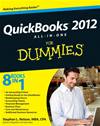Quickbooks 2012 All-In-One For Dummies: