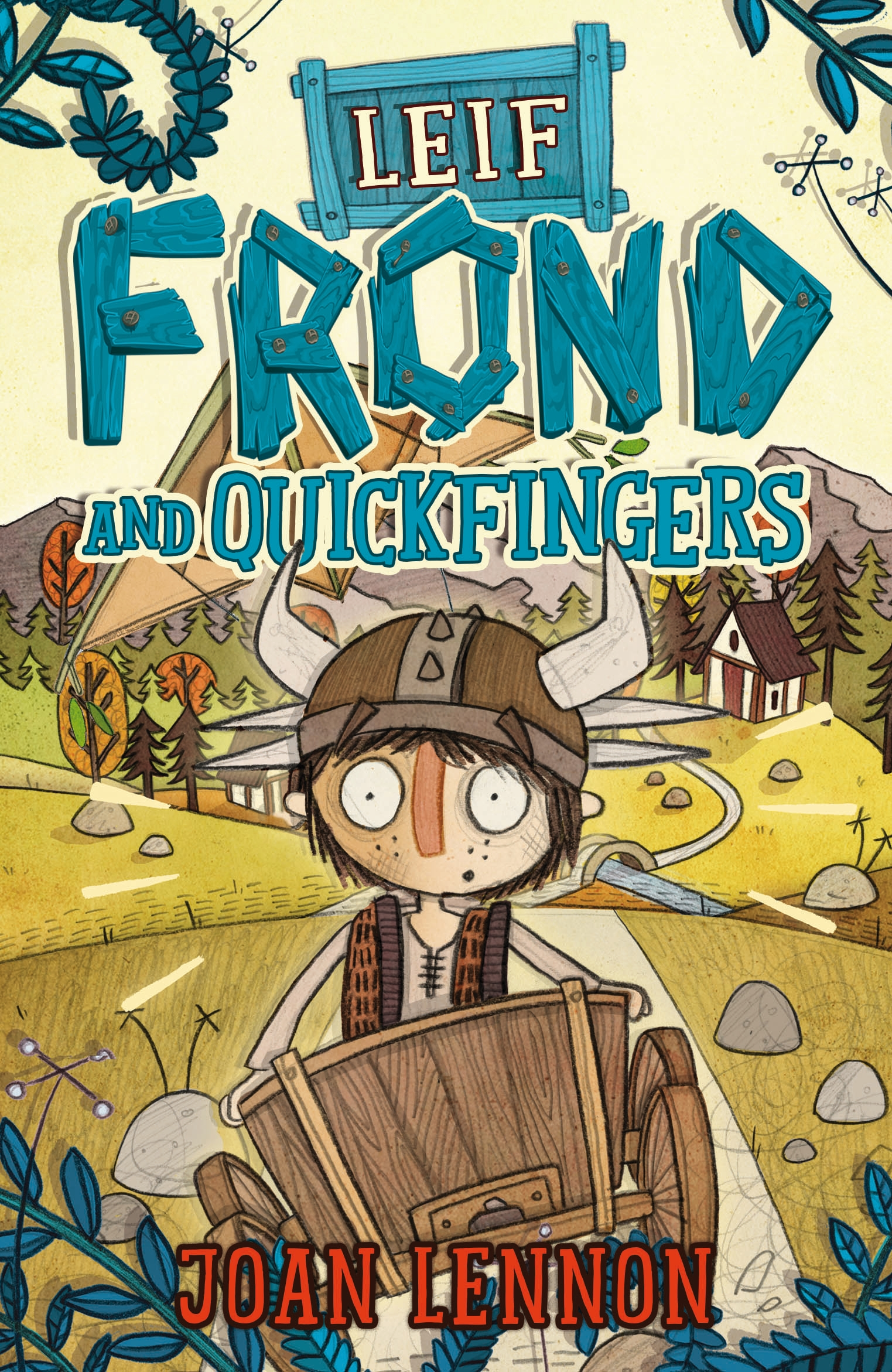 Leif Frond and Quickfingers