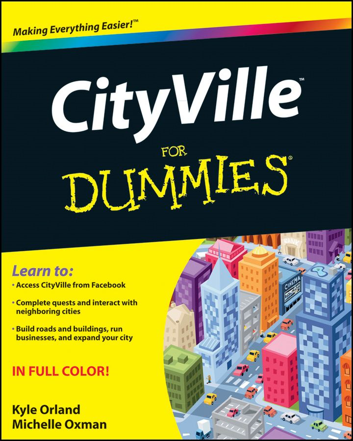 CityVille For Dummies By: Kyle Orland,Michelle Oxman
