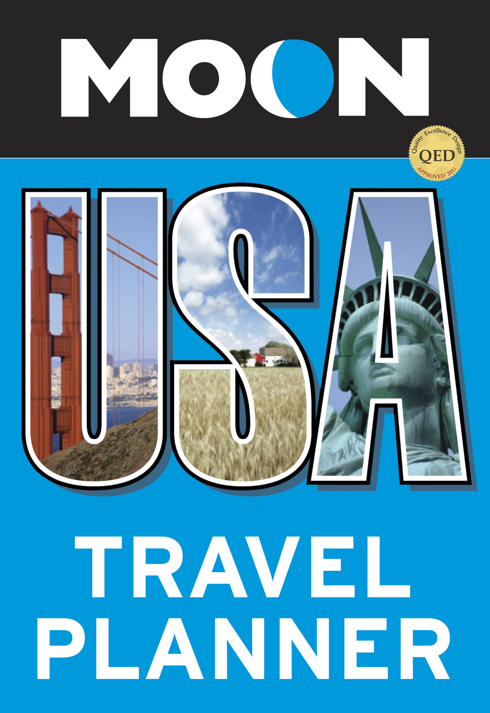 Moon USA Travel Planner By: Avalon Travel