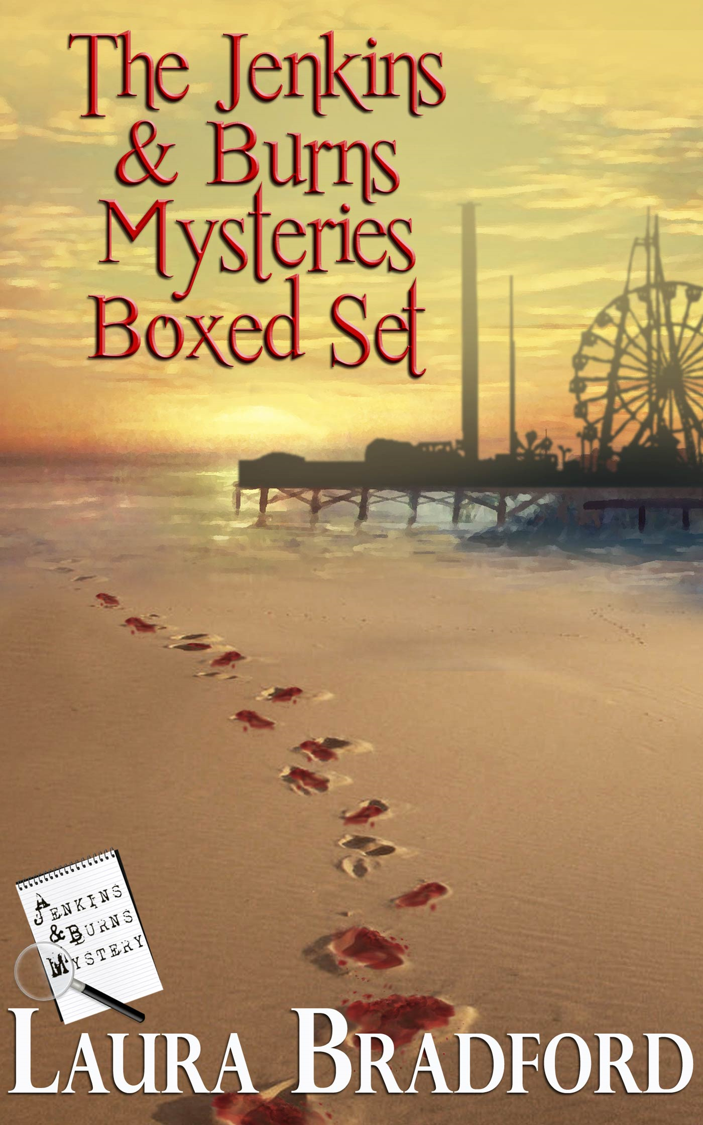 The Jenkins & Burns Mysteries Boxed Set