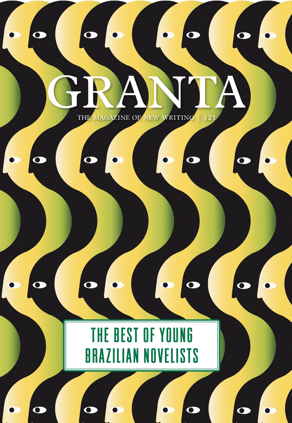 Granta 121: Best of Young Brazilian Novelists
