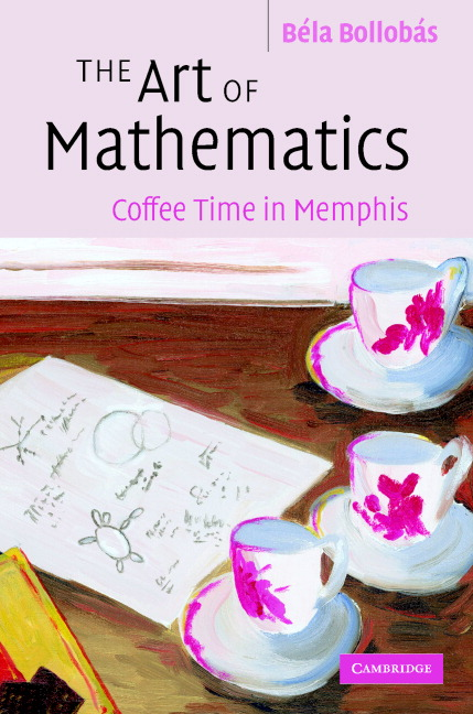 The Art of Mathematics Coffee Time in Memphis