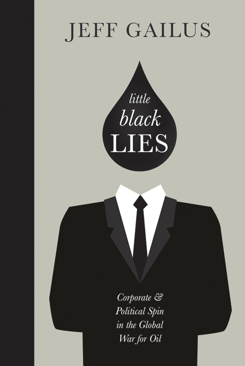 Little Black Lies By: Jeff Gailus