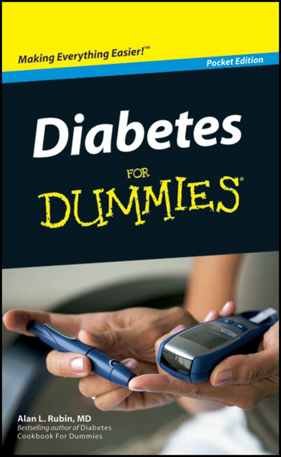 Diabetes For Dummies®, Pocket Edition By: Dummies