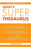 Roget's Super Thesaurus: