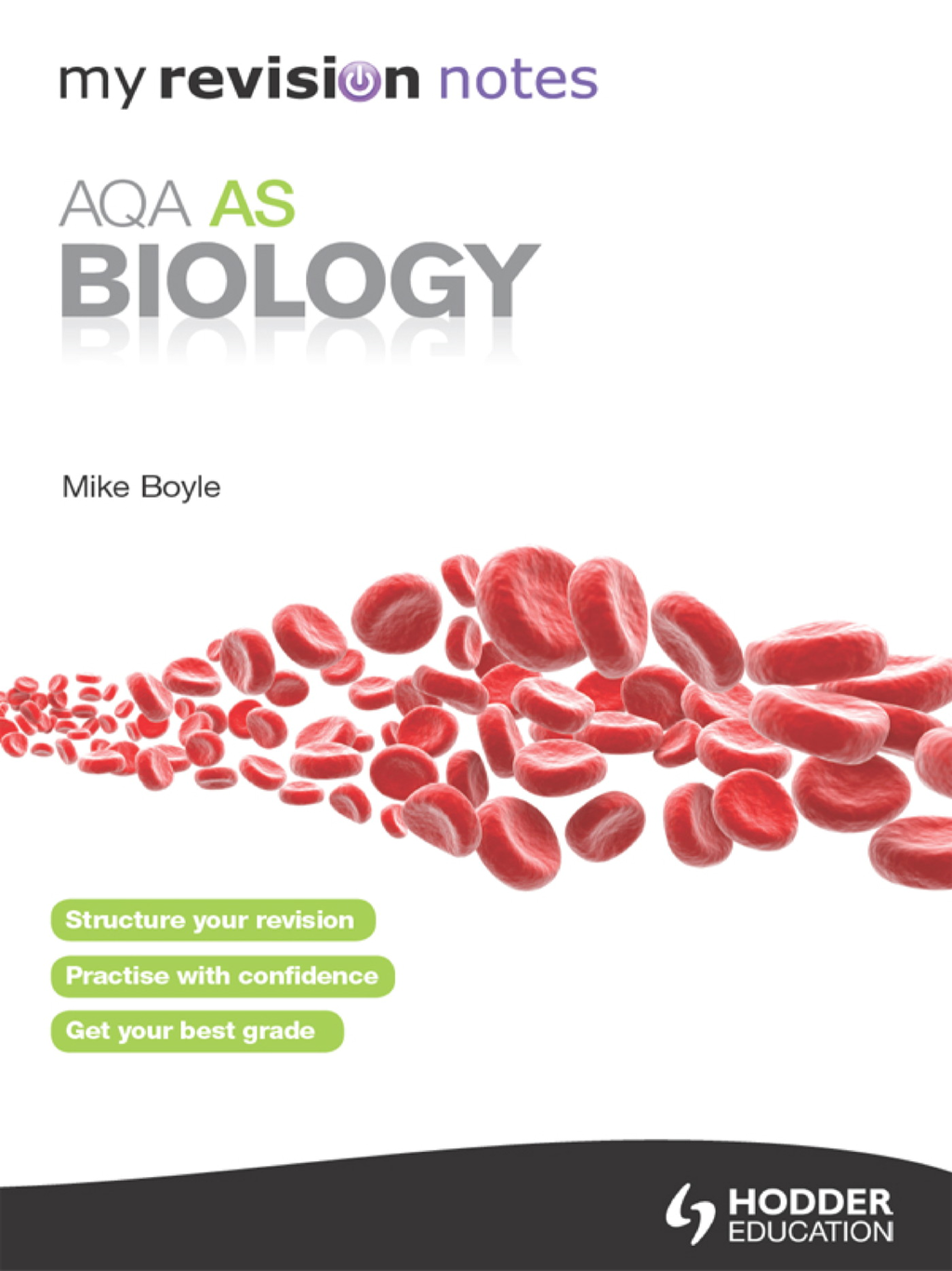 My Revision Notes: AQA AS Biology ePub