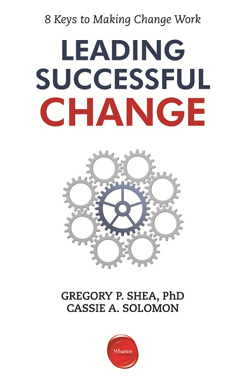 Leading Successful Change By: Cassie A. Solomon,Gregory P. Shea