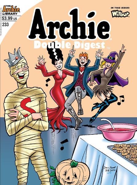 Archie Double Digest #233 By: Various