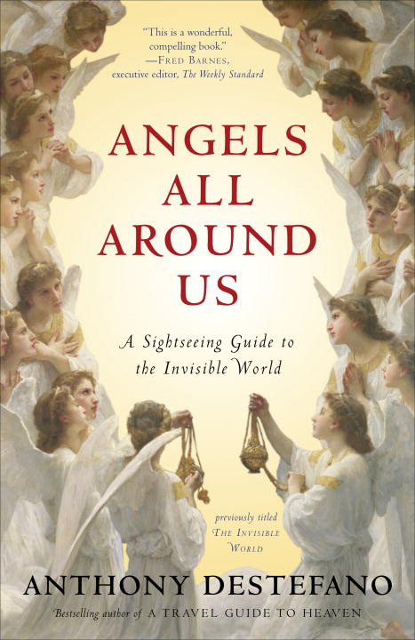 Angels All Around Us By: Anthony DeStefano