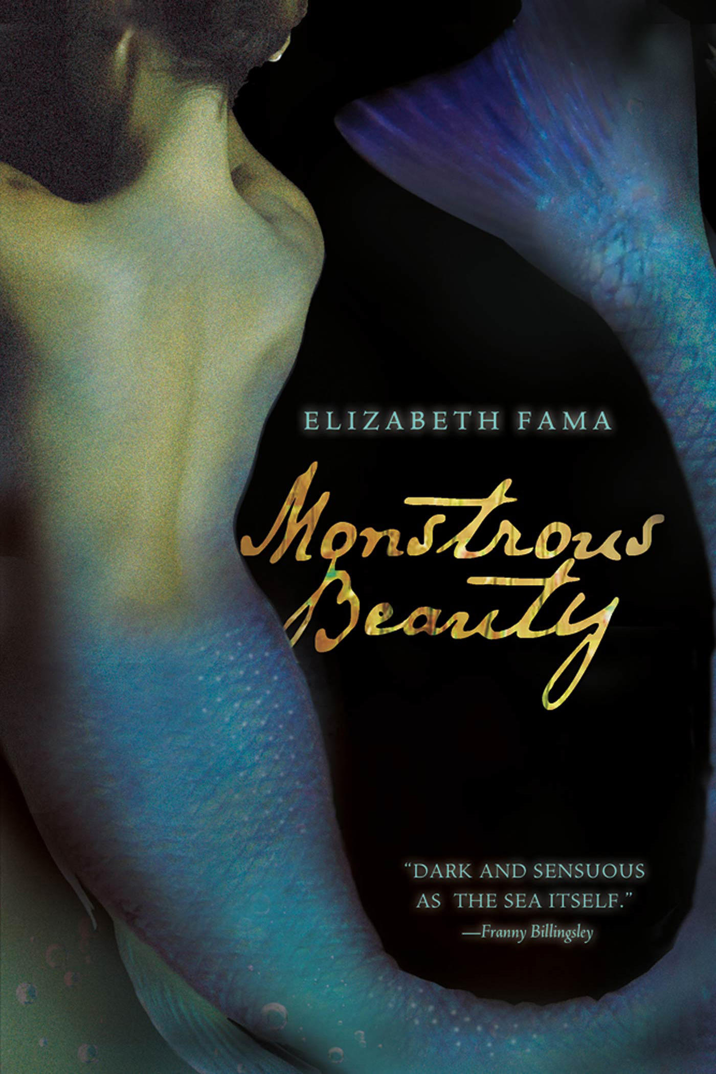 Monstrous Beauty By: Elizabeth Fama